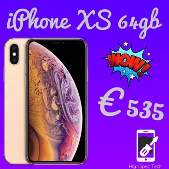 iphone xs 64gb