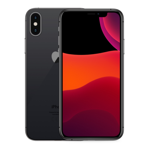 iPhone XS Max space grey
