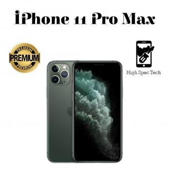 11 pro max green
